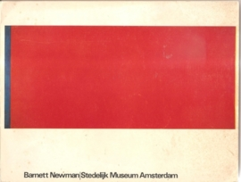 Catalogus Stedelijk Museum 525: Barnett Newman