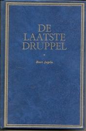 """Japin, Bert: """"De laatste druppel""""."""