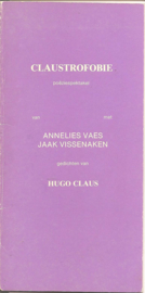 Claus, Hugo: Claustrofobie: poëziespektakel