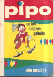 Meuldijk, Wim: Pipo en het diepzeegeheim