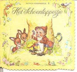 Nutricia kinderboekje 5: Het Schoenlappertje