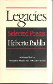 Padilla, Heberto: Selected poems (bilingual)