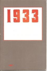 """Bennekom, Kors van (foto's): """"1933'."""