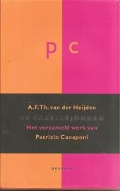 Heijden, A.F. Th. van der: Gazellejongen (gesigneerd, met opdrachtje) *