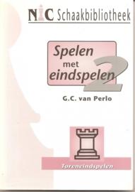 """Perlo, G.C. van: """"Spelen met eindspelen"""", no. 2"""