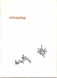 Catalogus Stedelijk Museum 305: Alcopley
