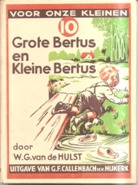 Hulst, W.G. van de:  Grote Bertus en Kleine Bertus