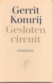 """Komrij, Gerrit: """"Gesloten circuit""""."""