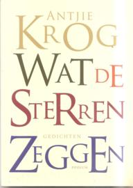 Krog, Antjie: Wat de sterren zeggen (met cd)