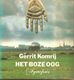 """Komrij, Gerrit: """"Het boze oog""""."""