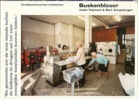 """Teijman, Ineke en Sorgedrager, Bart: """"Buskenblaser"""". (kan nog niet besteld worden)"""