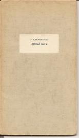 Speciaal voor U 1960 (Haagsch Dagblad).