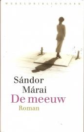 """Marai, Sandor: """"De meeuw"""""""