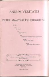 Hermans, W.F.: Annum Veritas