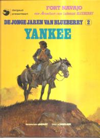 Blueberry, de jonge jaren van - 2: Yankee (hardcover)