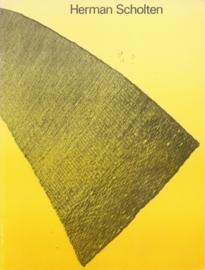 Catalogus Stedelijk Museum 570: Herman Scholten.