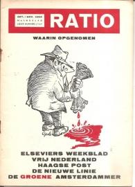 Ratio okt. / nov 1964 *
