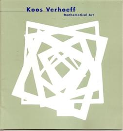 """Verhoeff, Koos: """"Mathemathical Art""""."""