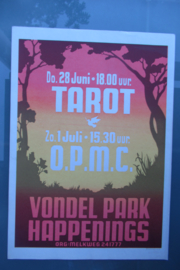 Tarot Vondelpark Happenings