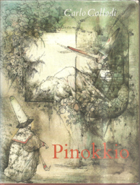 Collodi: Pinokkio (met illustraties van William Kuik)