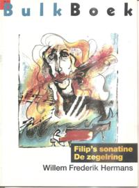 Hermans, W.F.: Filip's sonatine / De zegelring (Bulkboek)