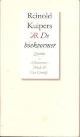 """Kuipers, Reinold: """"De boekvormer""""."""