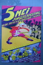5 mei jongerenfestival