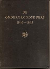 De Ondergrondse Pers 1940-1945