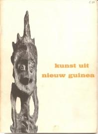 Catalogus Stedelijk Museum 337: Kunst uit Nieuw Guinea.