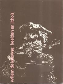 Catalogus Stedelijk Museum 596: Willem de Kooning