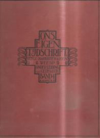 Ons Eigen Tijdschrift band 4: nov. 1925 - oct. 1926