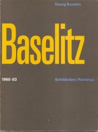 Catalogus Stedelijk Museum 703: Baselitz.