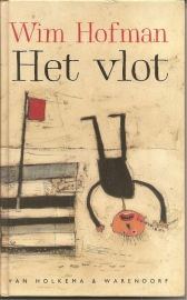 """Hofman, Wim: """"Het vlot""""."""