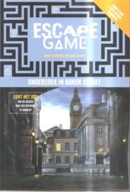 Strobbe, Rémy: Escape game: Onderzoek in Baker Street