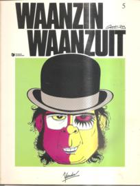 Gotlib: Waanzin Waanzuit 5