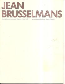 Catalogus Stedelijk Museum 649: Jean Brusselmans