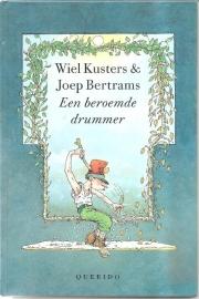"""Kusters, Wiel: """"Een beroemde drummer""""."""