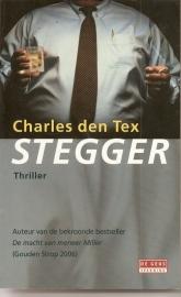 """Tex, Charles den: """"Stegger""""."""
