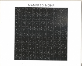 "Mohr, Manfred: ""Cubic Limit""."