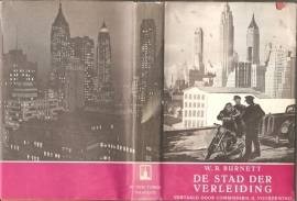 "Burnett, W.R.: ""De Stad der Verleiding""."