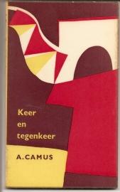 """Camus, Albert: """"Keer en tegenkeer""""."""