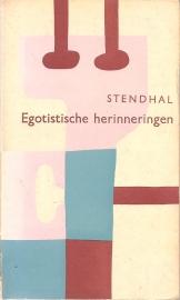 """Stendhal: """"Egotistische herinneringen"""""""