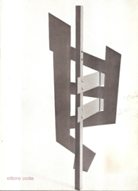 Catalogus Stedelijk Museum 234: Ettora Colla en Shamal Haber1960