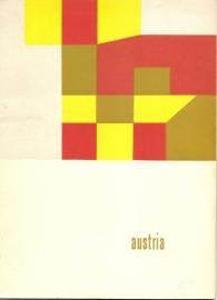 Catalogus Stedelijk Museum 155: Kunst uit Oostenrijk.