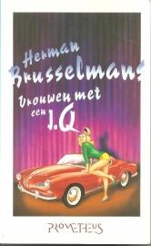 """Brusselmans, Herman: """"Vrouwen met een IQ""""."""