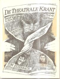 Eyzenbach, Tom: De Theatrale Krant
