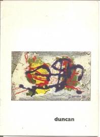 Catalogus Stedelijk Museum 170: Duncan.