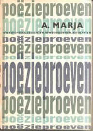 Marja, A.: Poëzieproeven