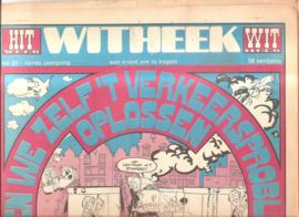 HITWEEK: 3e jaargang; veel losse nummers aanwezig