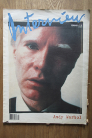 Interview; february 1989 (Andy Warhol)